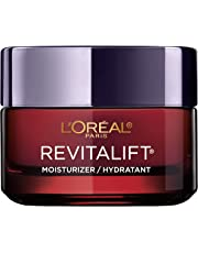 L'Oreal Paris Revitalift Triple Power LZR Anti-Aging Cream Day Moisturizer, with Hyaluronic Acid & Pro-Xylane, 50 mL