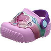 crocs Unisex-Kinder Fun Lab Lights Clog Kids