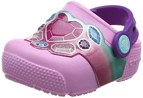 615b808cccb4 Crocs Kids FunLab Lights Gem Clog  Amazon.ca  Shoes   Handbags