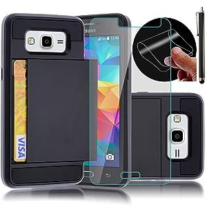 Samsung G530 Card Slot Case