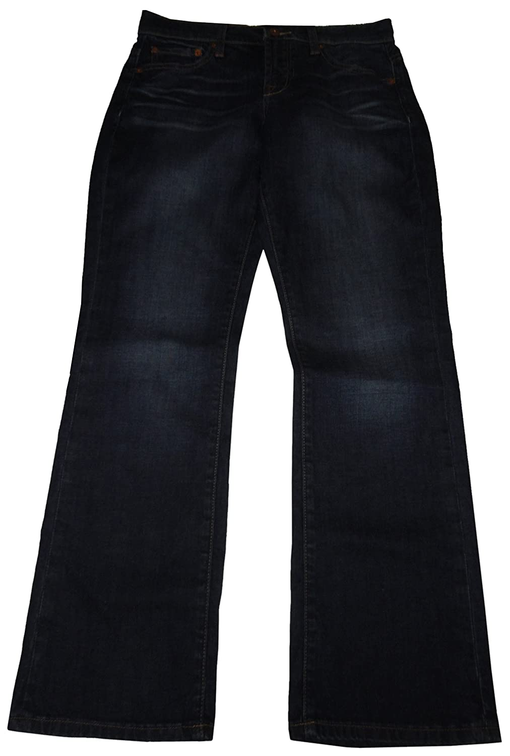 Lucky Brand Women's 'Easy Rider' Blue Denim Jeans, Size 16/33- L30 Ankle