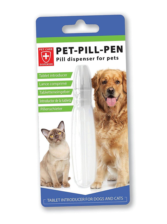 - Dispensador de pastillas con agua, fácil de usar: Amazon.es: Productos para mascotas