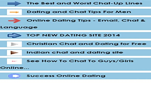 Dating site chatting tips