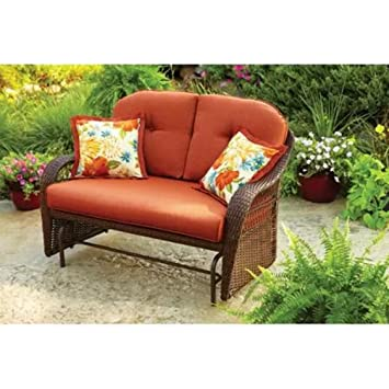 Amazon.Com: Outdoor Patio Glider By Better Homes And Gardens