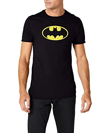 newest 3b695 2710a Collectors Mine Herren T-Shirt BATMAN-LOGO