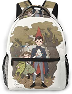 Over The Garden Wall Backpack for Men and Women 11.5 X 16 X 8 in Bag Water-Resistant Satchel
