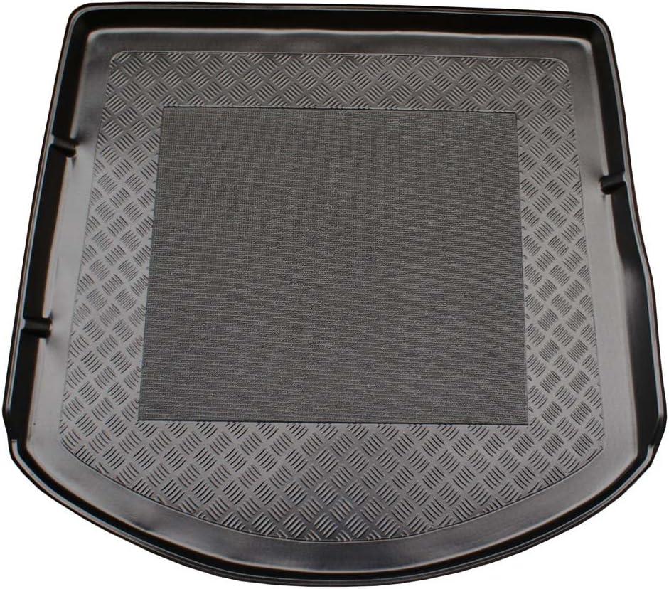 ZentimeX 4050319025320 Kofferraumwanne mit Antirutschmatte