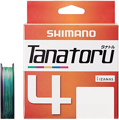 シマノ タナトル4 2.0号 300m の画像
