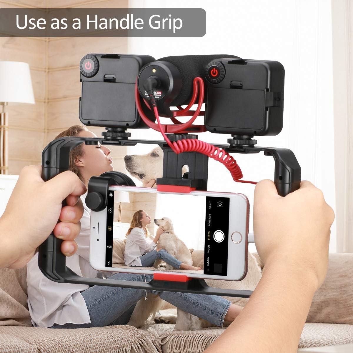 alpha-ene.co.jp Sinfox Smartphone Video Rig Vlogging Stabilizer ...
