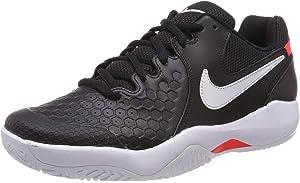 Amazon.com | Nike Mens Court Lite 2 Tennis Shoe Black ...