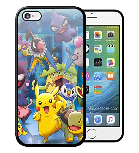 coque galaxy s6 pokemon