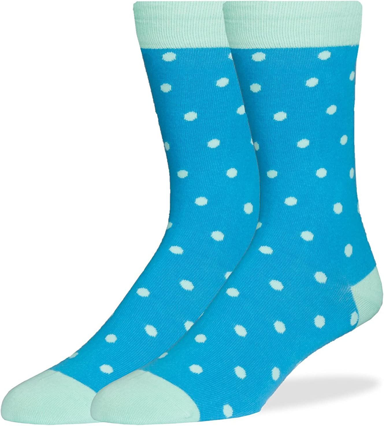 funky fresh dressed ready to party dapper dot novelty mens socks unique polkadot  colorful feet decor