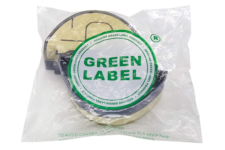 Alternativa a U67 Green Label Confezione da 2 Filtro anticalcare di Ricambio per i pulitori a Vapore Hoover SteamJet SSW1700