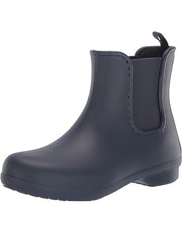 173c05e3f6a6 Crocs Women s Freesail Chelsea Rain Boot