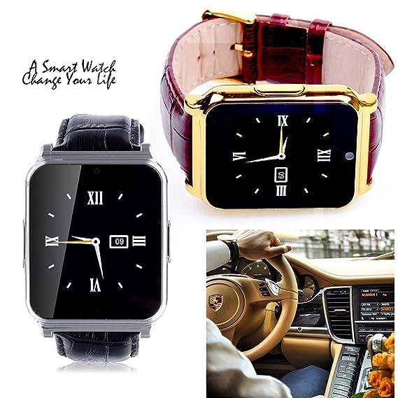 VOSMEP Reloj Inteligente Smartwatch Sport Bracelet Pulsera Deportiva Smart Bracelet Pulsera Inteligente Empuje la Información del Software Social ...