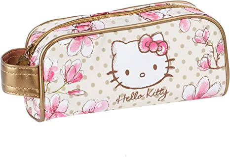 Hello Kitty Magnolia-Estuche Portatodo Book: Amazon.es: Equipaje