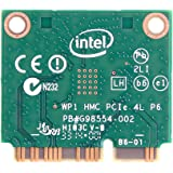 Intel 3160 Dual Band Wireless AC + Bluetooth Mini PCIe card Supports 2.4 and 5Ghz B/G/N/AC Bands