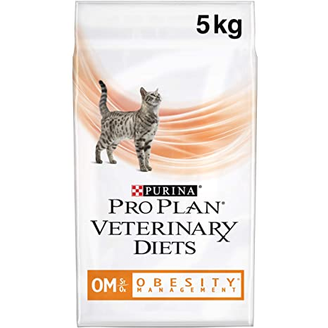 Purina Pro Plan Vet Feline Om 5Kg: Amazon.es: Productos para ...
