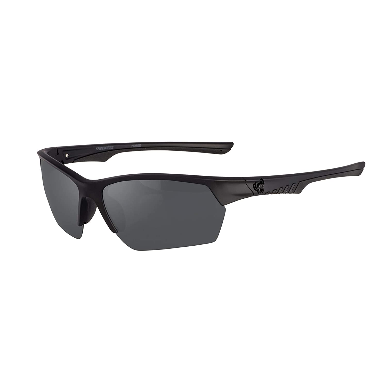 cbdd03dec5 Amazon.com   Spiderwire SPW009 Sunglasses SPW009 Polarized Fishing  Sunglasses