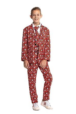 f4129f5135a8 U LOOK UGLY TODAY Modisch Jungen Party Anzug Weihnachten Party Suits ...