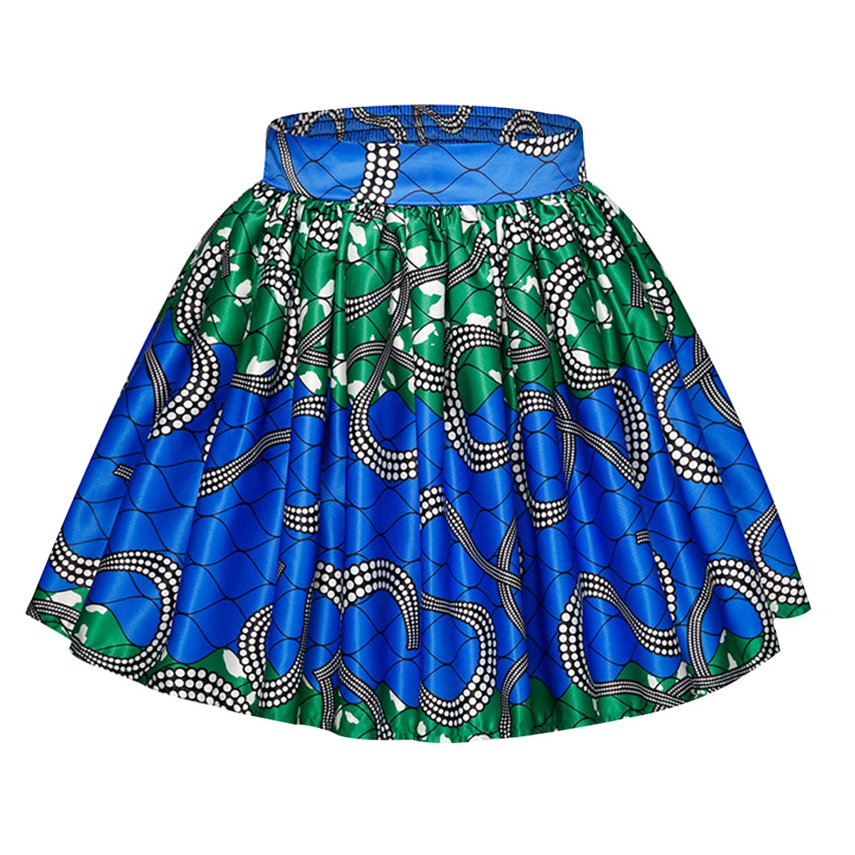 Monique Women African Style Floral Print Short Skirt Mini Parachute Bubble Skirts At Amazon Women's Clothing Store: African Wedding Dresses Monique Kindl At Reisefeber.org