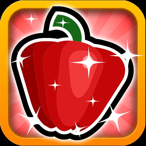 Peppers Gems (Pepper Shaker)