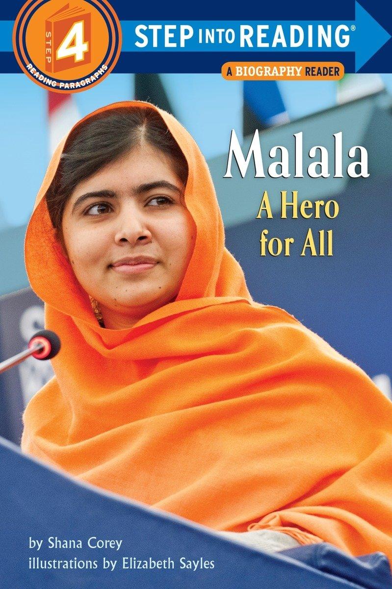 Malala Hero Step into Reading product image