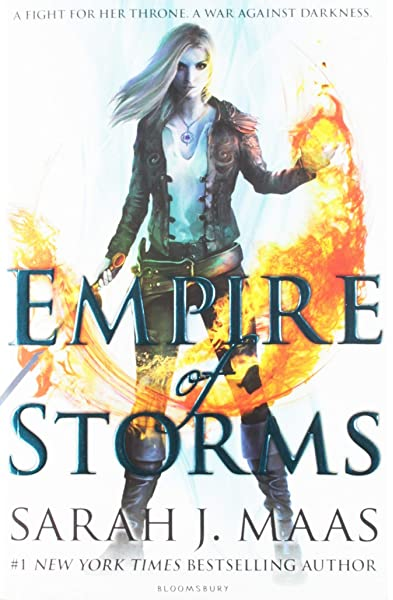 Image result for book cover empire of storms