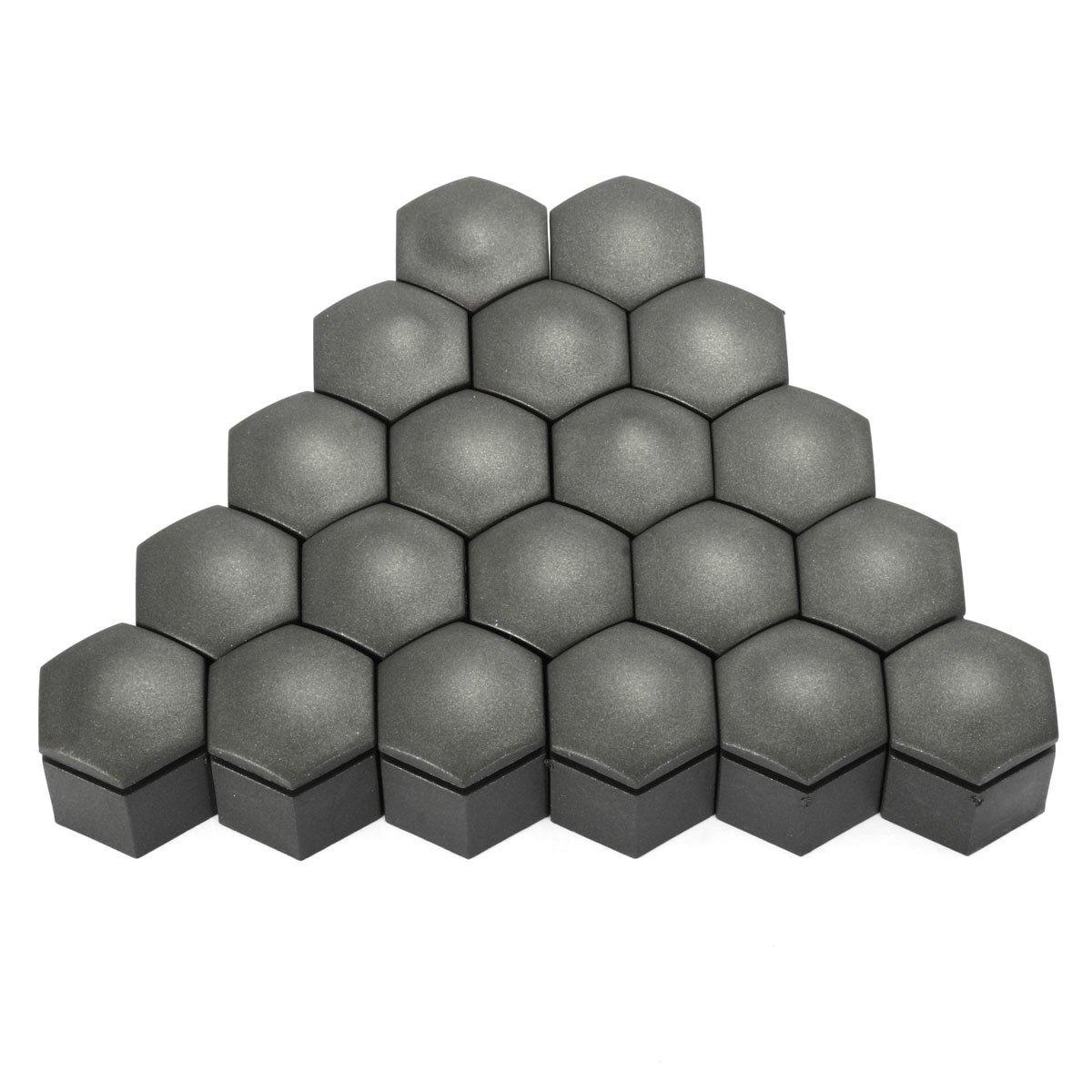 Audew 19mm Schutzkappen / Bolzenschutz für Räder ...
