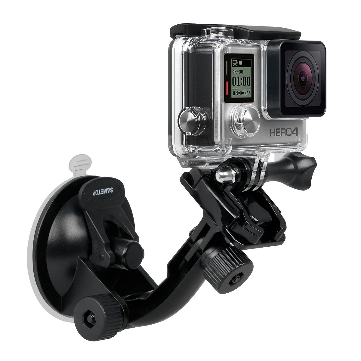 Top 10 Best Car Suction Mounts for GoPro Hero Cameras 2018