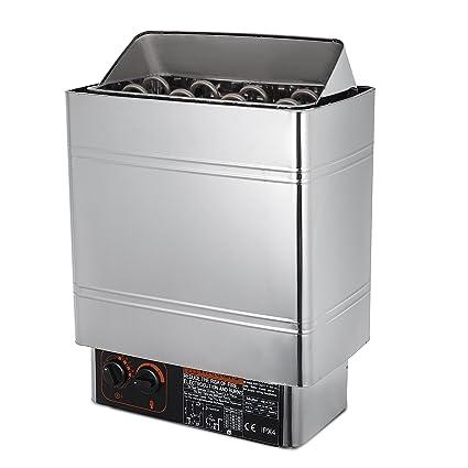 Guellin Estufa Eléctrica para Sauna 8kw / 9kw Calentador de ...