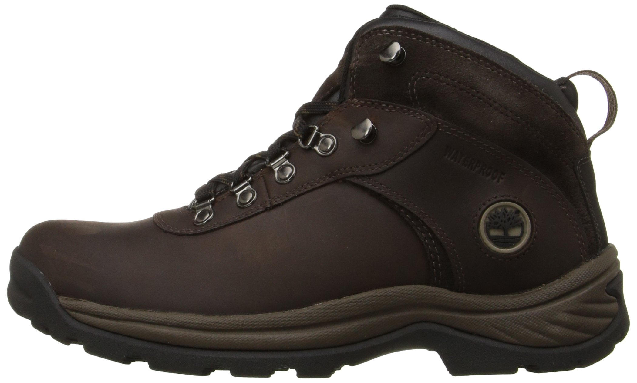 Timberland Men's Flume Waterproof Boot,Dark Brown,13 M US by Timberland (Image #5)