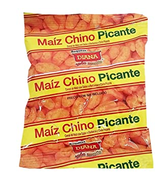 Diana Hot Curl 0.67 oz - Maiz Chino Picante