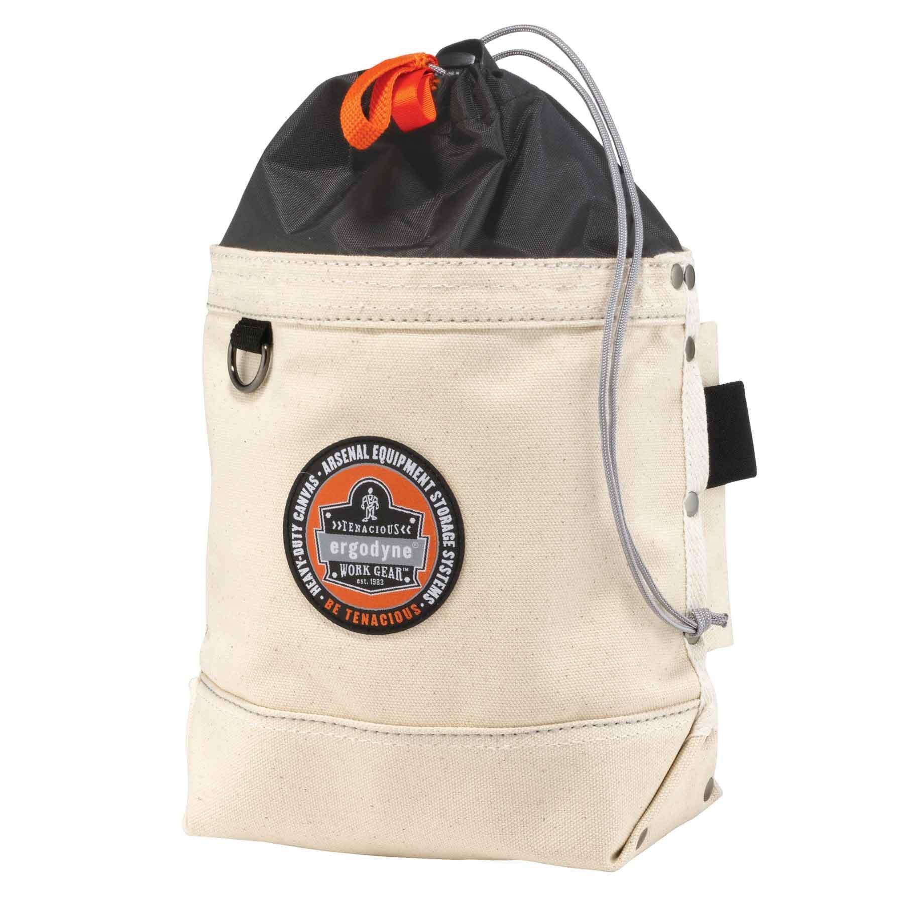 5725 White Topped Bolt Bag