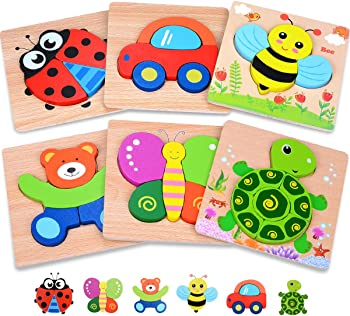 MAGIFIRE Attractive Wooden Puzzles