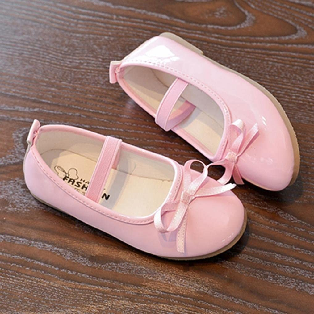 Amazon.com: Moonker - Zapatos de princesa para niñas de 3 a ...