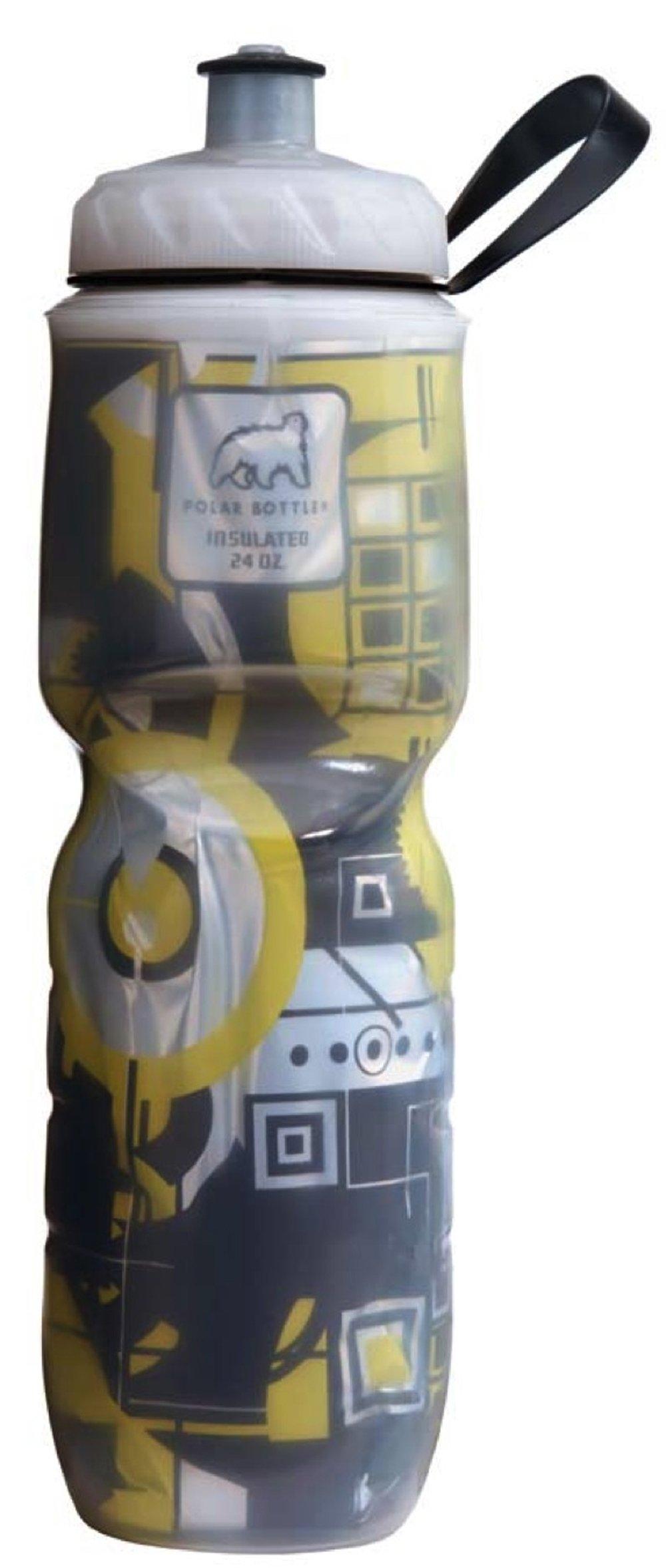 Polar Bottle Insulated Water Bottle (24-Ounce) (Gizmo)