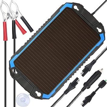 Amazon.com: Suner Power - Cargador y mantenedor de batería ...