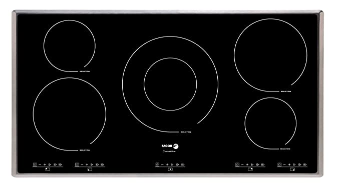Amazon.com: Fagor ifa90bf 36-Inch Induction Cooktop sin ...