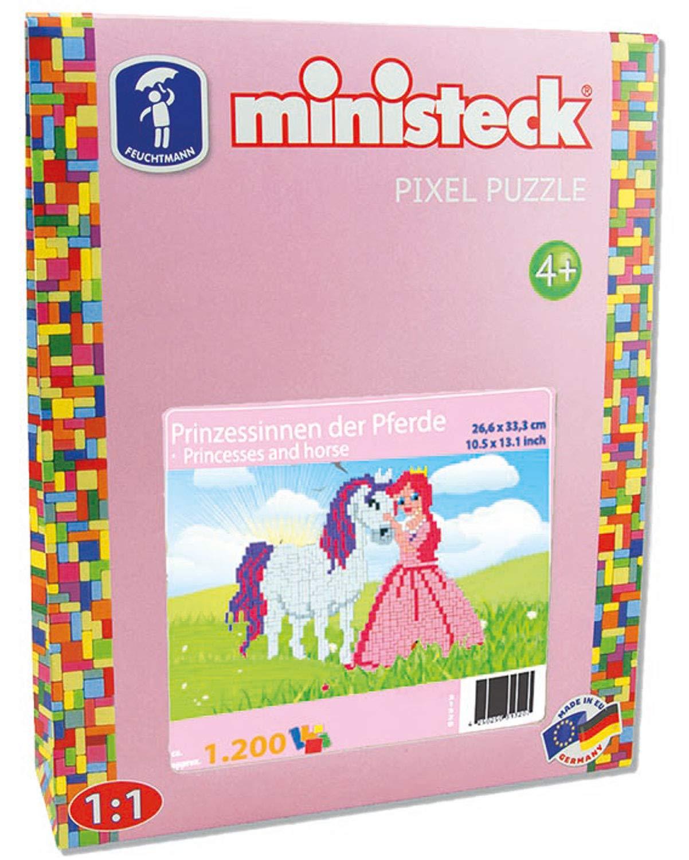 Ministeck Ministeck31320 Princess of Horses Plug Picture
