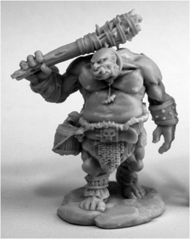Reaper Miniatures Ogre Clubber #77454 Bones Plastic D/&D RPG Mini Figure