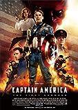 キャプテン・アメリカ/ザ・ファースト・アベンジャー MCU ART COLLECTION (Blu-ray)