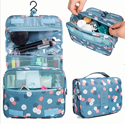 790ff07ccfab Image Unavailable. Image not available for. Color  LYH Travelling Toiletry  Bag Portable Hanging Toiletry Bags Waterproof ...