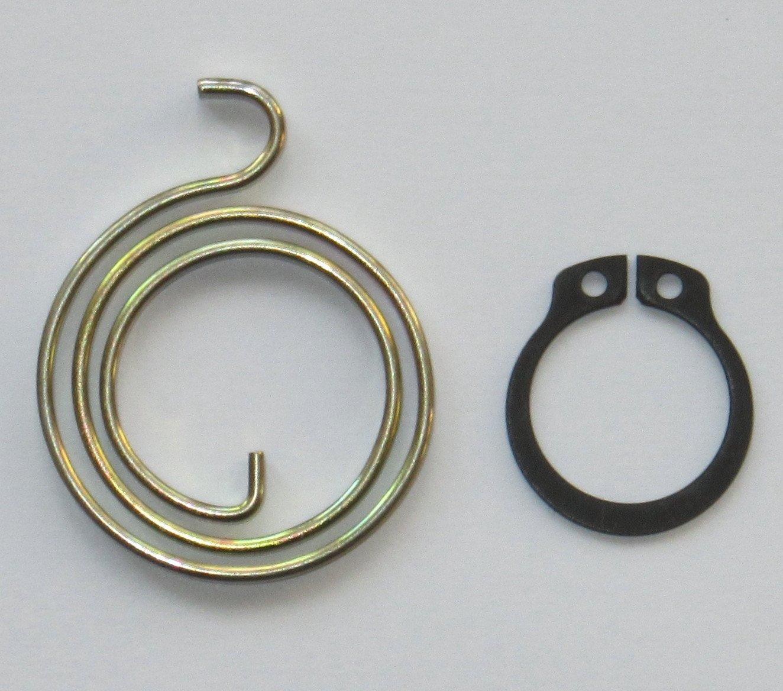 Door Handle Spring Repair Kit (six 2.5-turn, 2.5mm thick coils ...