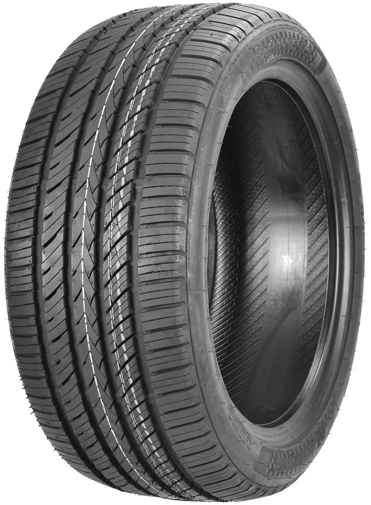 Nankang NS-25 All-Season UHP Performance Radial Tire - 255/40R17 94V