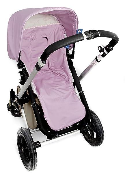 FUNDA SILLA PARA BUGABOO (Serie Duquesa)  color Rosa- SIN CAPOTA ...