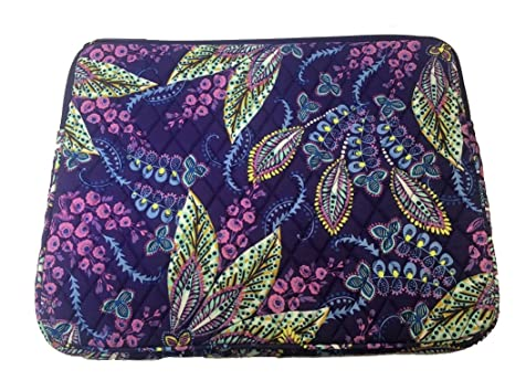 5ee810983c4 Image Unavailable. Image not available for. Color  Vera Bradley Laptop  Sleeve Signature Cotton In (Batik ...
