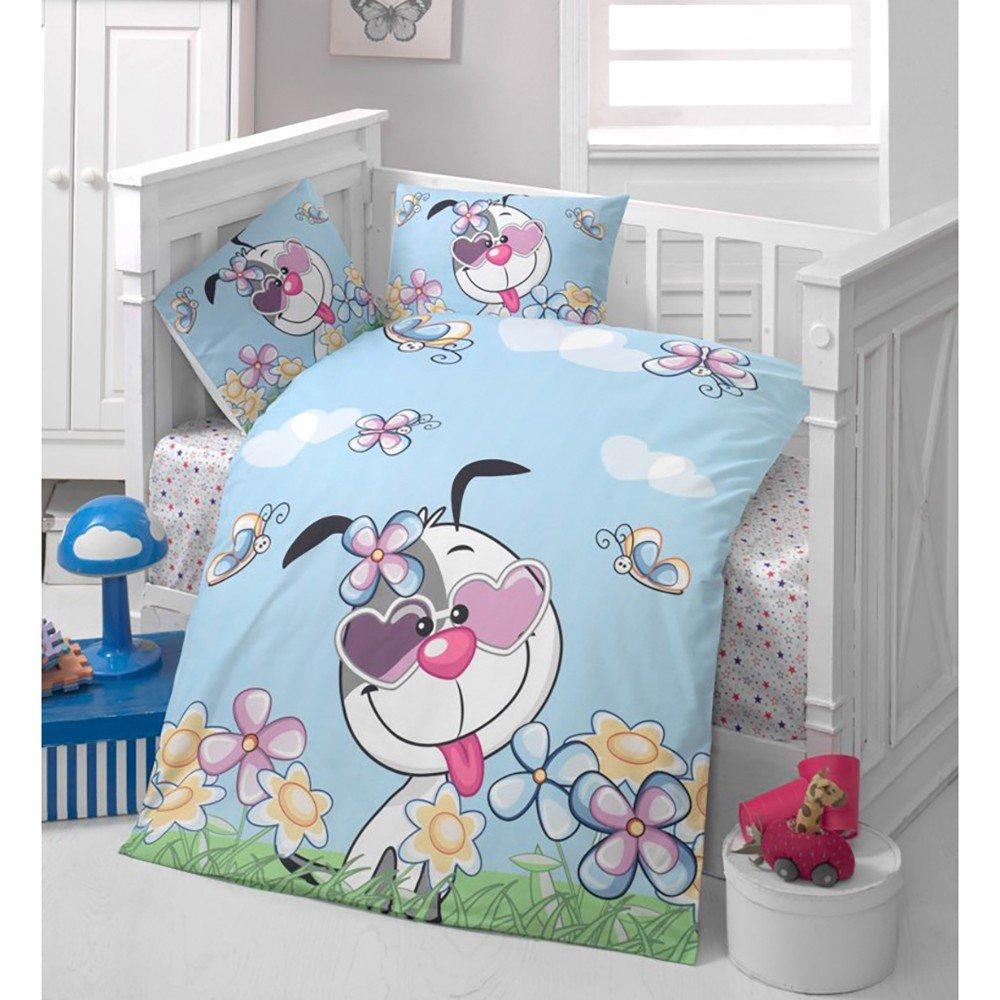 Modelle:Neseli Kinder Baby Bettw/äsche Baumwolle Kissenbezug Bettbezug bedruckt