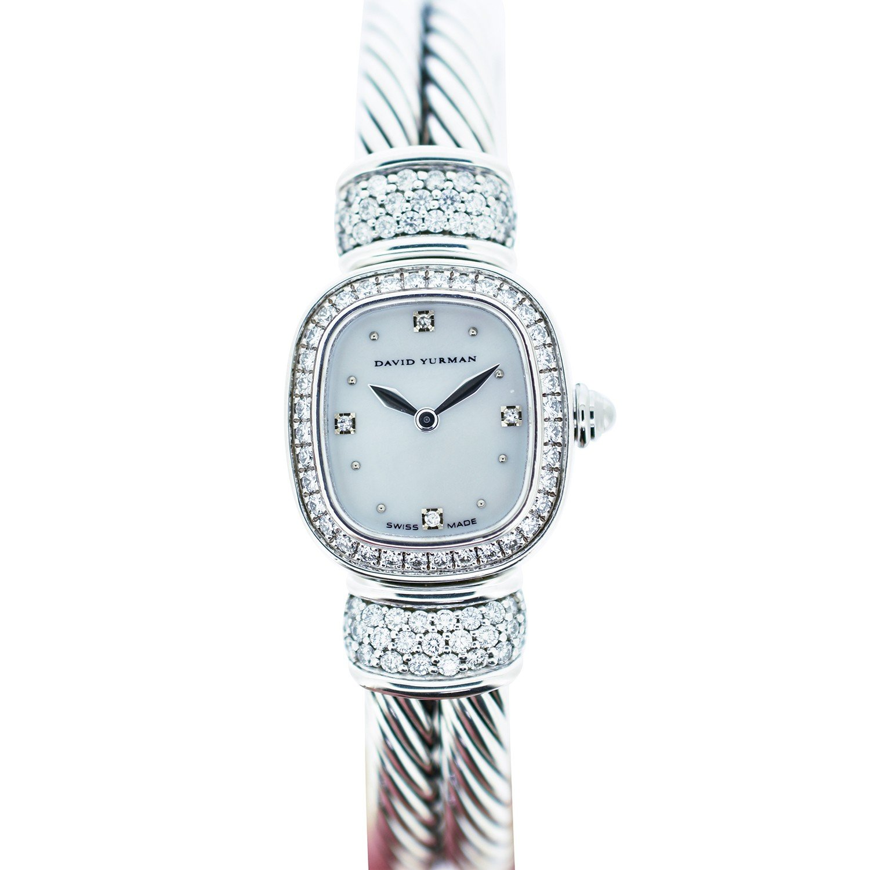 David Yurman Cable quartz womens Watch N/A (Certified Pre-owned)