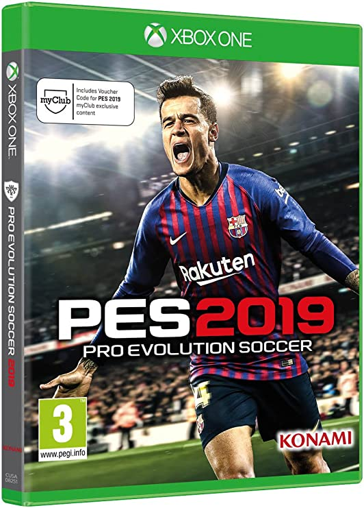 Pro Evolution Soccer 2019: Amazon.es: Videojuegos